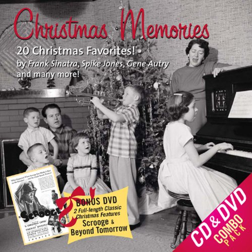Christmas Memories DVD Image