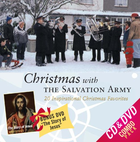 Christmas with The Salvation Army DVD Image