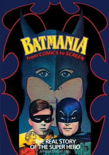 Batmania: From Comics to Screen DVD Image