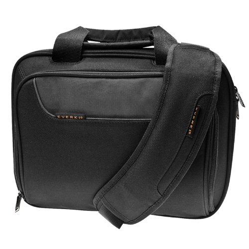 Everki Advance Netbook Case - Briefcase, Fits up to 10.2-Inch (EKB407NCH10) DVD Image