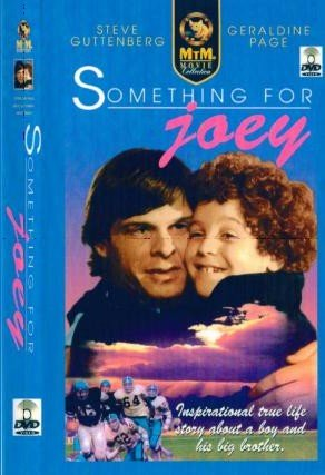 Something For Joey DVD Image