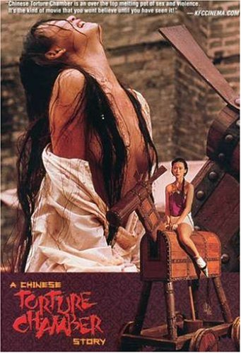 A Chinese Torture Chamber Story DVD Image