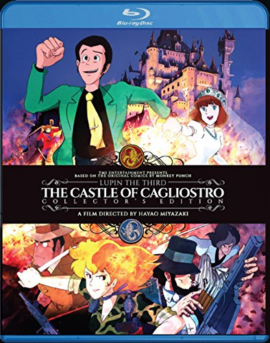 Lupin the 3rd: The Castle of Cagliostro [Blu-ray] DVD Image