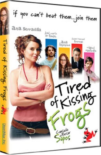 Canasada De Besat Sapos (Tired of Kissing Frogs) DVD Image