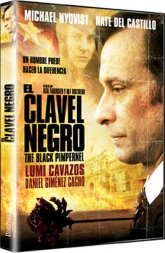 Clavel Negro (Black Pimpernel) DVD Image