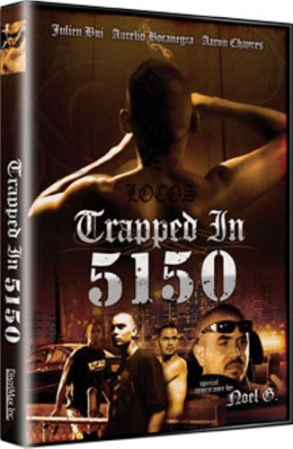 Trapped in 5150 DVD Image