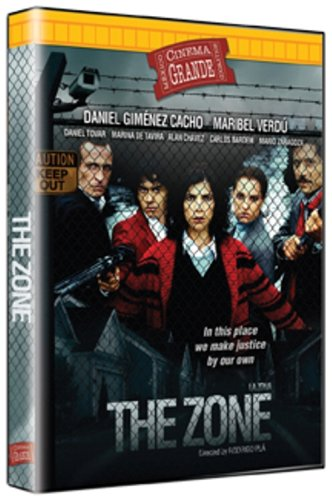 The Zone / La Zona DVD Image