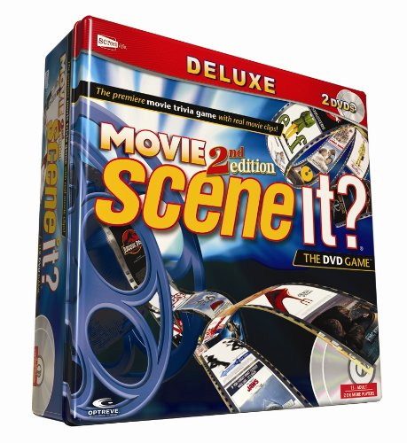 Scene It? Deluxe Movie 2nd Edition DVD Image