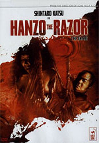 Hanzo The Snare DVD Image