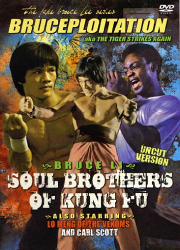 Soul Brothers of Kung Fu DVD Image