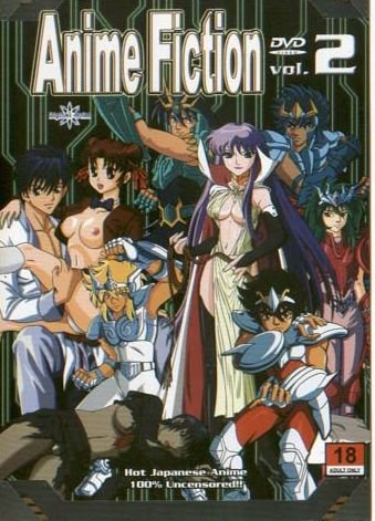 Anime Fiction #2 (MMG) DVD Image