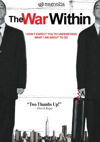 The War Within DVD Image