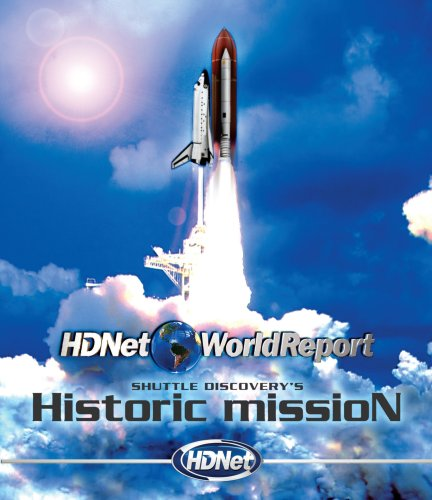 Shuttle Discovery [HD DVD] DVD Image