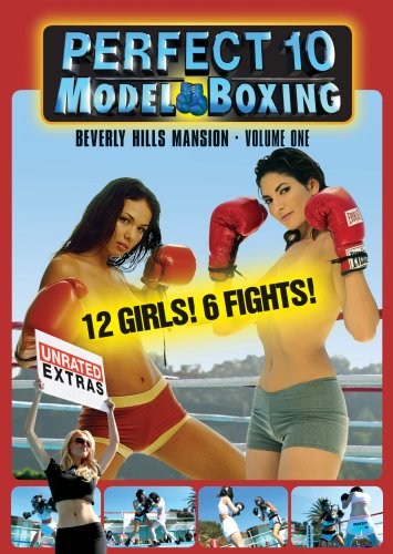 Perfect 10: Model Boxing DVD Image