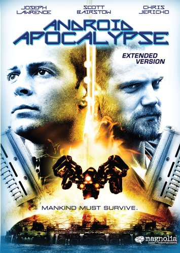 Android Apocalypse(Widescreen Extended Version) DVD Image
