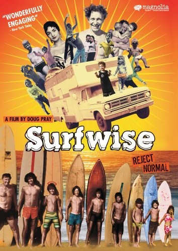 Surfwise: The Amazing True Odyssey of the Paskowitz Family DVD Image