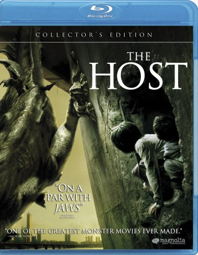 The Host [Blu-ray] DVD Image