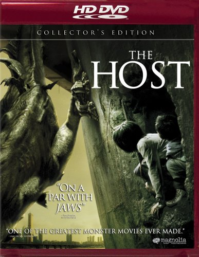 The Host [HD DVD] DVD Image