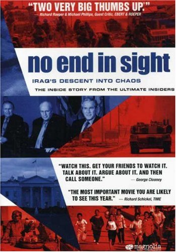 No End in Sight DVD Image