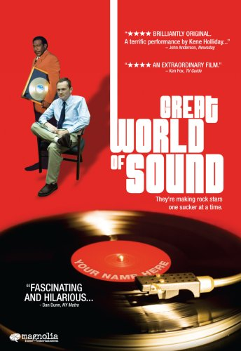 Great World Of Sound DVD Image