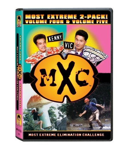 MXC: Most Extreme Elimination Challenge, Volume 4 & 5 DVD Image