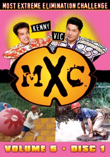MXC: Most Extreme Elimination Challenge - Volume 5, Disc 1 DVD Image