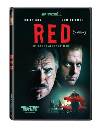 Red DVD Image