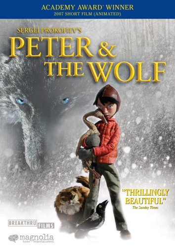 Peter and the Wolf DVD Image