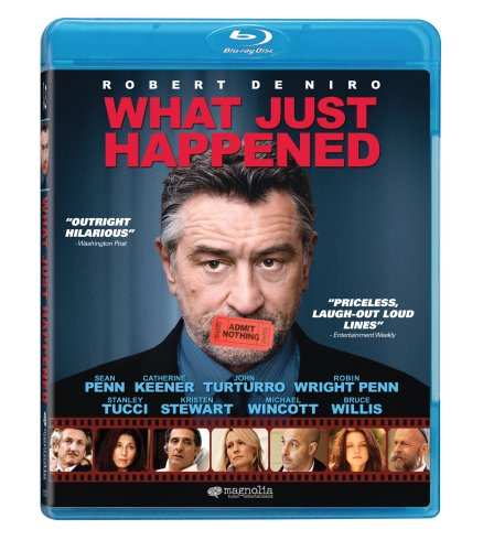 What Just Happened? [Blu-ray] DVD Image