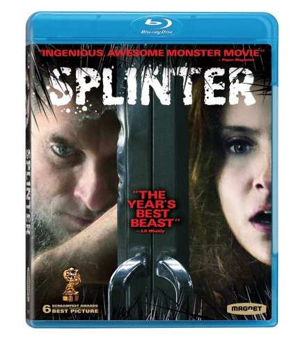 Splinter [Blu-ray] DVD Image