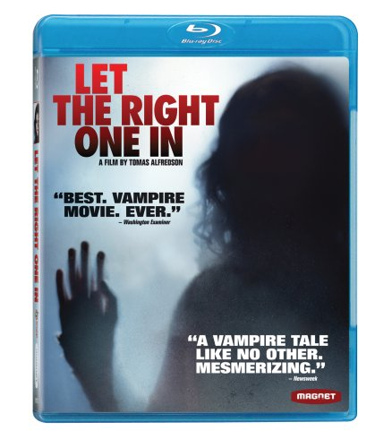 Let the Right One In [Blu-ray] DVD Image