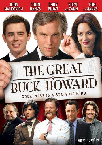 The Great Buck Howard DVD Image