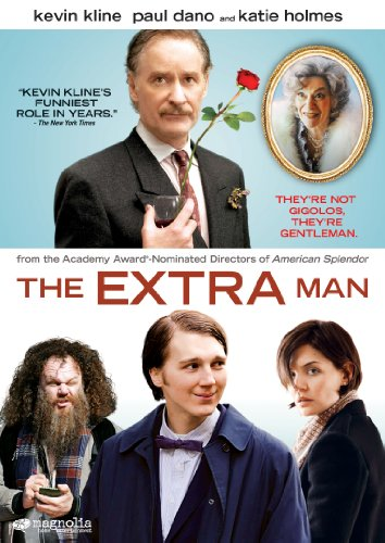 The Extra Man DVD Image