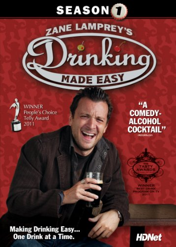 Drinking Made Easy TV Season 1 DVD Image