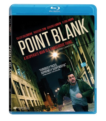 Point Blank [Blu-ray] DVD Image