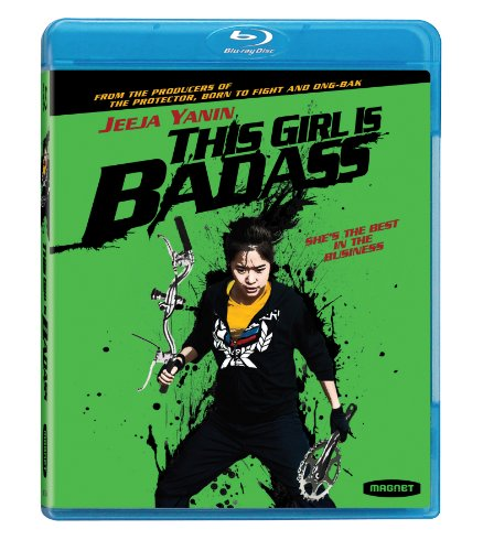 This Girl Is Badass [Blu-ray] DVD Image