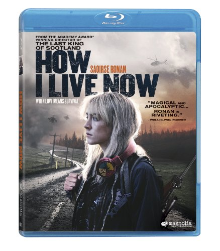 How I Live Now [Blu-ray] DVD Image