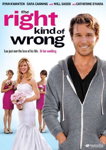 The Right Kind of Wrong DVD Image