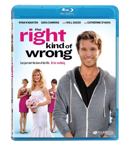 The Right Kind of Wrong [Blu-ray] DVD Image