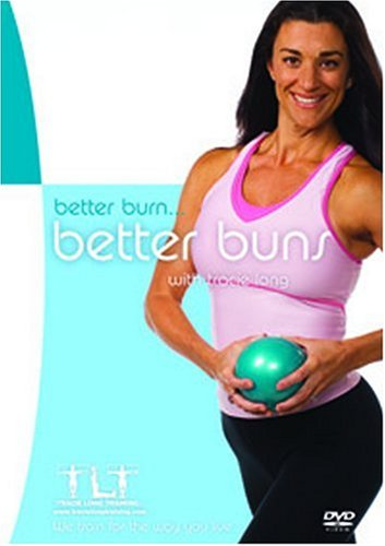 Tracie Long Fitness: Better Burn... Better Buns DVD Image