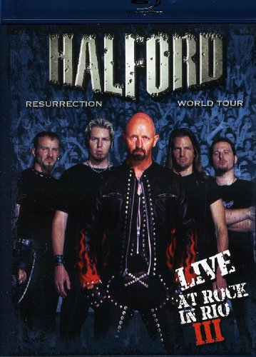 Halford: Live At Rock In Rio III (Blu-ray) DVD Image