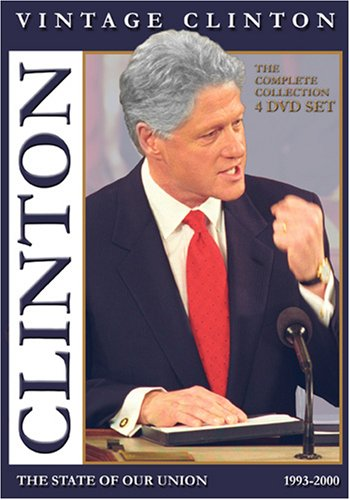 Vintage Clinton: The State Of Our Union: The Complete Collection DVD Image