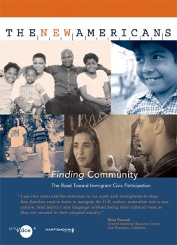 New Americans: Finding Community DVD Image