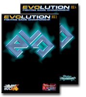 Evolution 2004, Set 2 (Discs 3 & 4) DVD Image