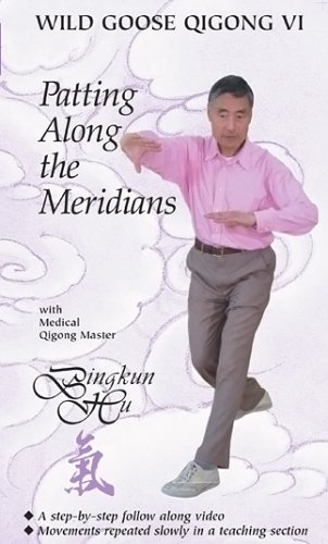 Wild Goose Qigong 6: Patting Along The Meridians: All Levels DVD Image