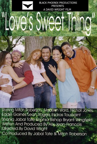 Love's Sweet Thing DVD Image