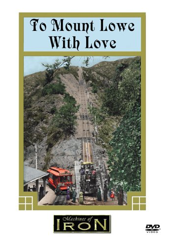 To Mount Lowe With Love DVD Image