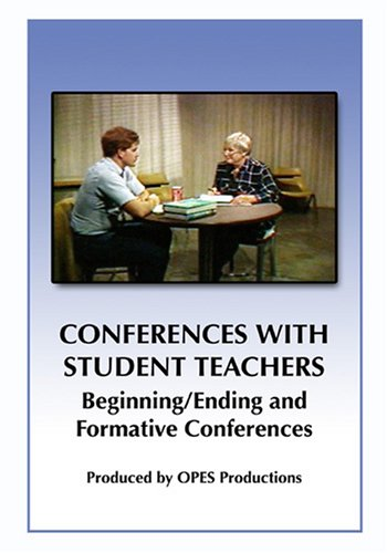 Student Teachers: Beginning / Ending And Formative Conferences DVD Image