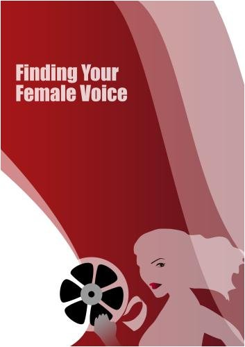 Finding Your Female Voice / ...: Spectrogram Exercises (DVD/CD Combo w/ Digital Booklet) / Becoming You, Vol. 1 & 2 DVD Image