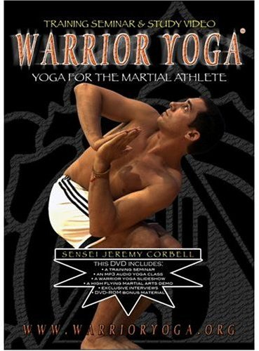Warrior Yoga: Yoga For The Martial Athlete DVD Image